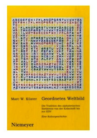 Cover of Geordnetes Weltbild